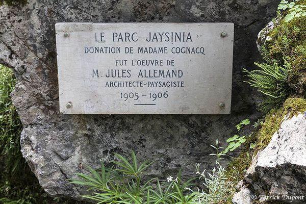 Jardin botanique alpin de la Jaÿsinia (Samoëns)