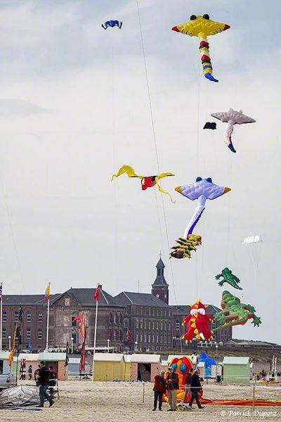 Festival du cerf-volant à Berck (2016)