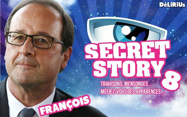 Secret story 8 : Flamby candidat