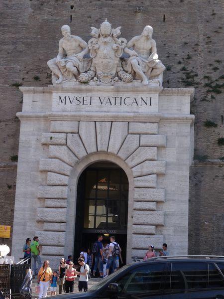 Les Musées Vaticanais