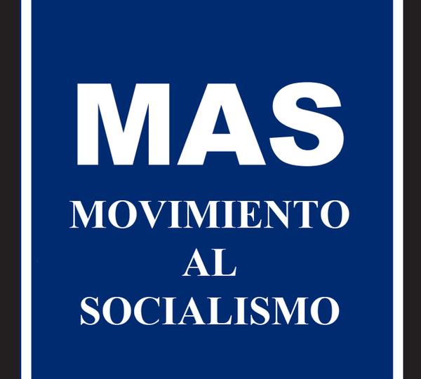 Le Mouvement Vers le Socialisme se consolide en tant que première force politique de la Bolivie