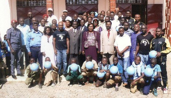 Association Africa Foot Academy : Encore des actions porteuses pour 2016
