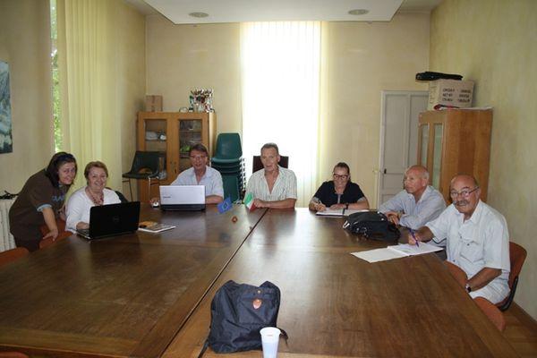 Réunion de la Fédération départementale des comités de jumelages