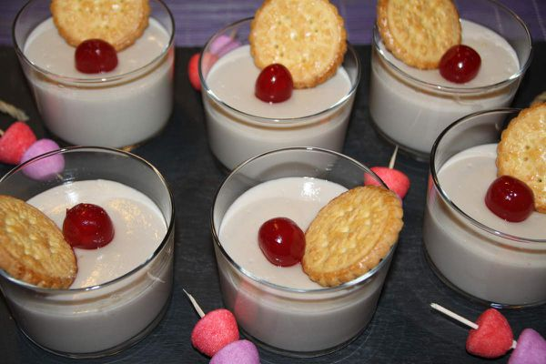 crème framboisine