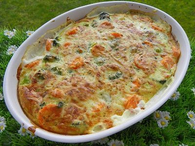 gratin de brocolis et carottes thermomix blog cuisine. Black Bedroom Furniture Sets. Home Design Ideas