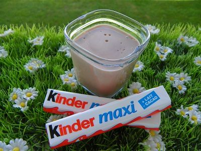 CREME AU KINDER (Thermomix)