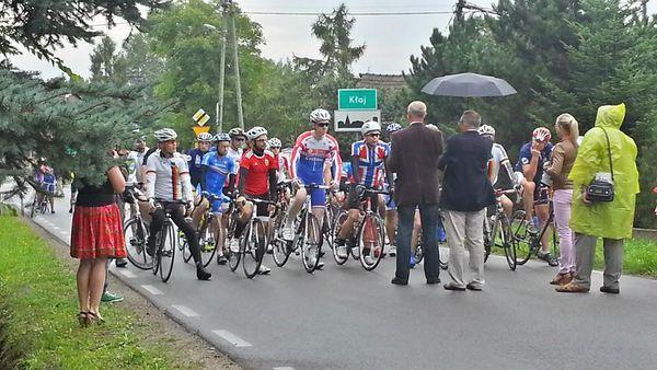 Letzte Informationen an die Teilnehmer des Straßenrennens über 20km