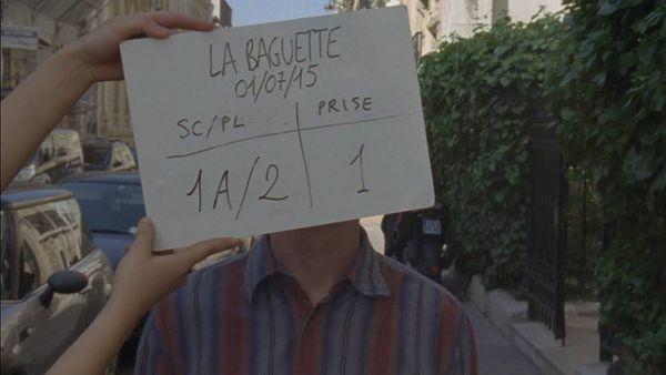 Jimmy Boutry nous parle de son travail sur le film 'La baguette' - Tournage en super16.