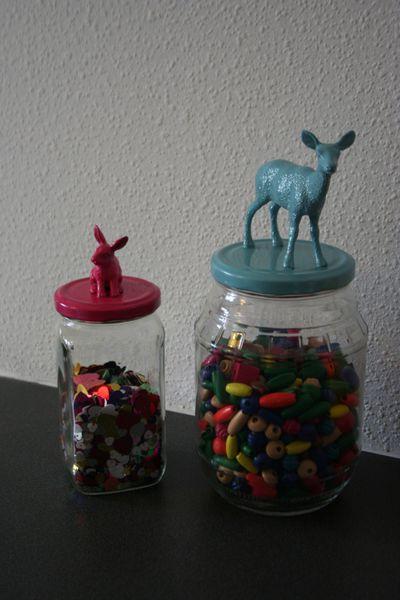 DIY  - Des Jolis Pots