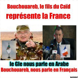 Abdeslam Bouchouareb, le Ministre, fils du Caïd de Aïn-M'lila, représente La France.