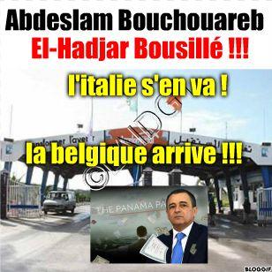 Abdeslam Bouchouareb (46) Bousille le complèxe d'El-Hadjar !!!