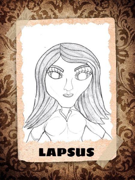 Le portrait de Lapsus