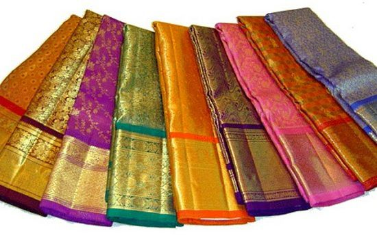 Types Of Stains And Their Removal Tips On Silk Saree Shopping At