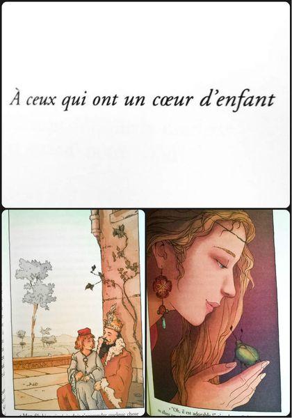 Coeur de cristal de Frédéric Lenoir : &quot&#x3B;A ceux qui ont un coeur d'enfant&quot&#x3B;.