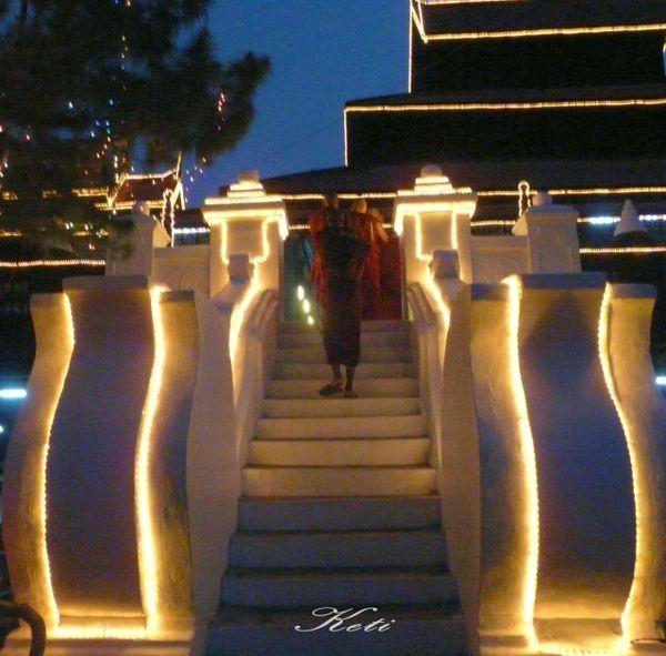 Relatos De Viaje: Birmania, el país de las pagodas