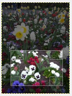 Recorte de imágenes con GIMP