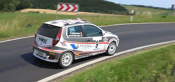 ADAC Rallye Oberehe 2015