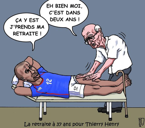 Thierry Henry / foot