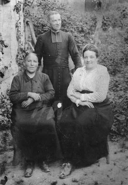 « Julienne », l'abbé Gréhan et madame Baschet
