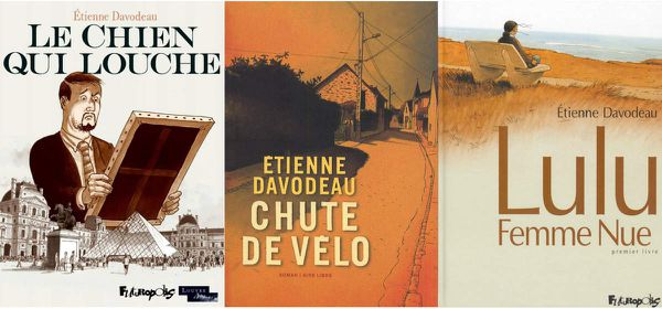 Week end avec Etienne Davodeau