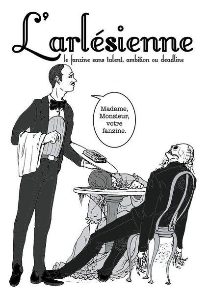 Publication à venir : L'Arlésienne