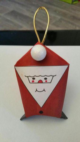 Petit Père Noël rigolo