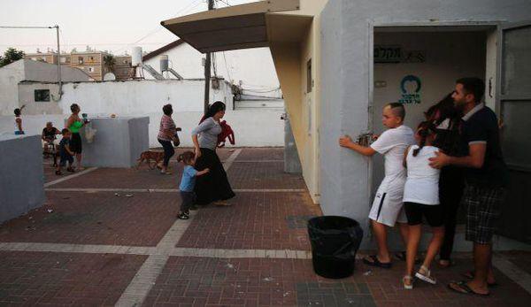 23/08 en Israel- Fil info et images