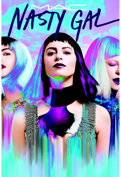 MAC &amp&#x3B; Sophia Amoruso : Collection Nasty Gal