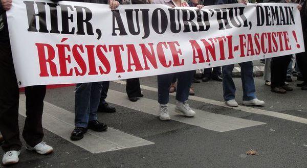 ★ Les rails de l'antifascisme de gauche et l'anarchisme