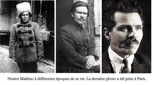 Nestor Makhno (1889 - 1934)