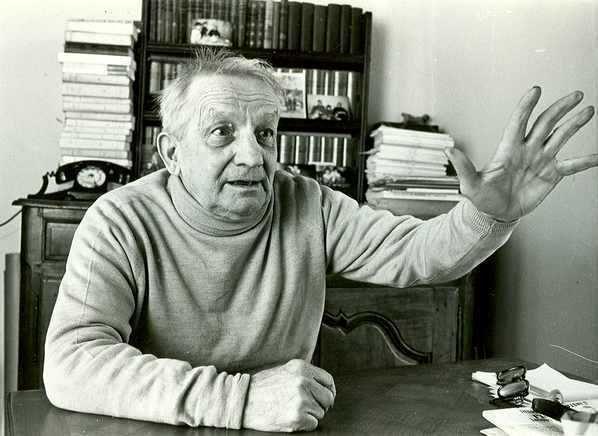 Maurice Joyeux (1910 - 1991)