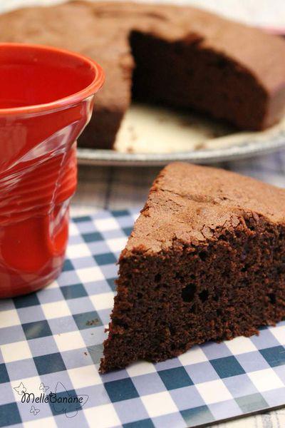 Gâteau au chocolat et gingembre