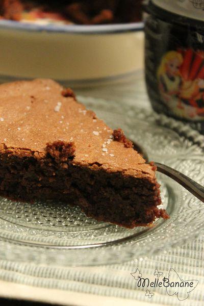 Gâteau au chocolat amande et huile d'olive de Trish Deseine