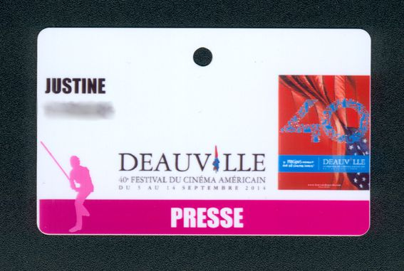 Deauville, Jeudi 11 Septembre 2014 !
