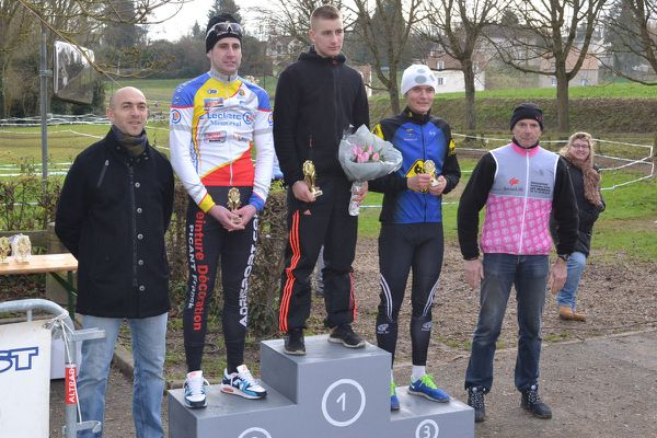 "Podium ""Départemental"""