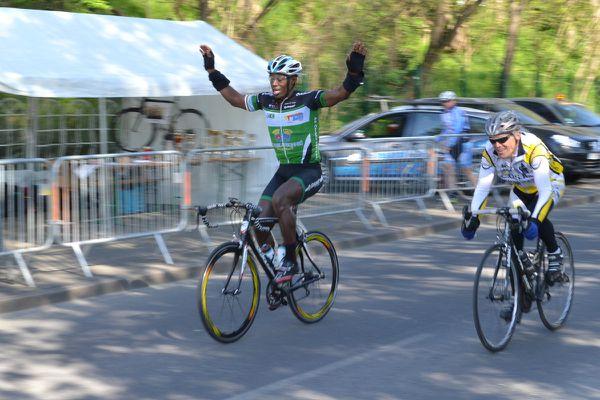 La victoire de Jules GIBRIEN devant un doublé.