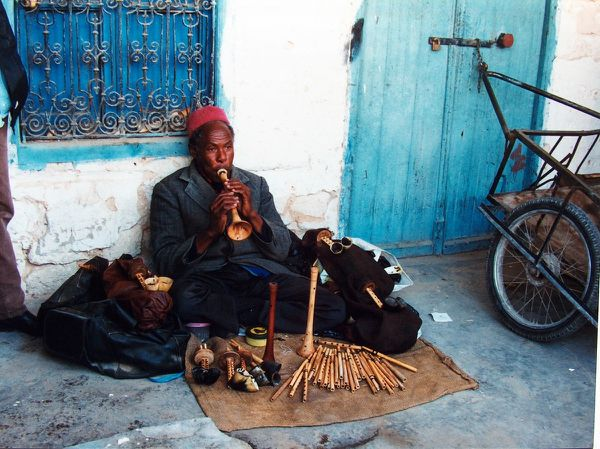 TUNISIE : Introduction au voyage