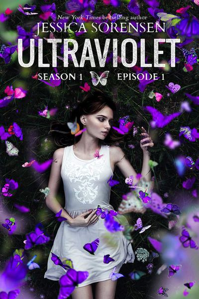 ULTRAVIOLET by Jessica Sorsensen- My Review!