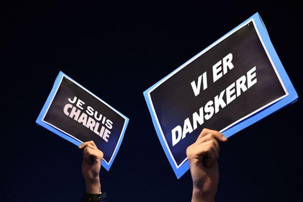 Solidarité, liberté d'expression, droit au blasphème