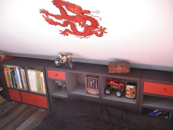 chambre wushu carton meubles en carton angers. Black Bedroom Furniture Sets. Home Design Ideas