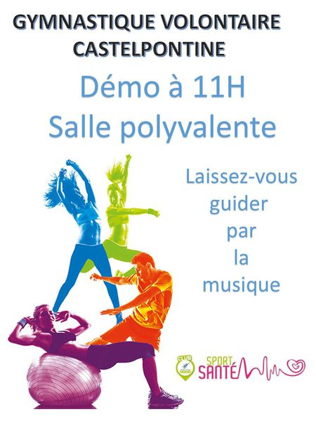 DEMO AU FORUM DES ASSOCIATIONS