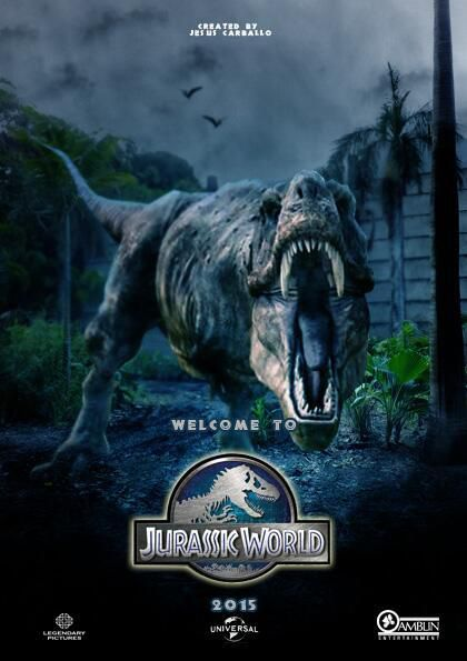 Jurassic World : alcuni errori scientifici