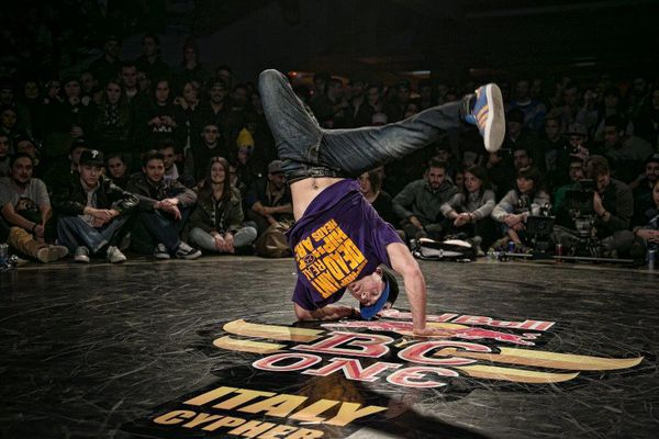 Red Bull BC One HUB : breakdance a Roma
