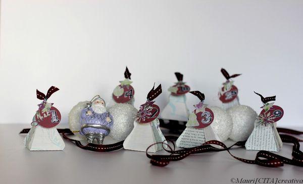 Mauri Calendrier avent - Calendario adviento - Advent Calendar