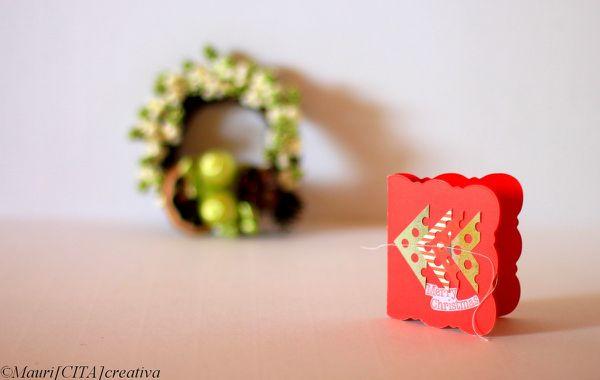 Mauri C - Cartes Noël - Tarjetas Navideñas - Christmas Cards - Fiskars