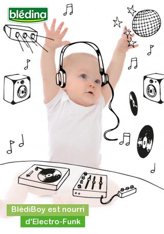 Un concours photo dont bébé est le héros avec Bledina