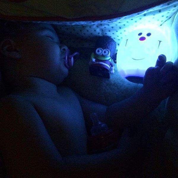 Pour des nuits de bébé presque tranquille (Giveaway)