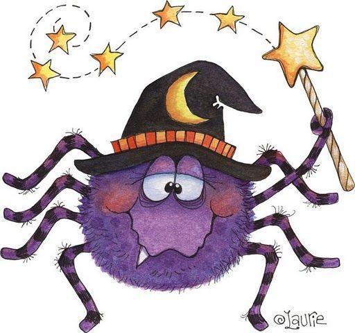 .. thème halloween .. &quot&#x3B; l'araignée rouleau papier toilette &quot&#x3B;