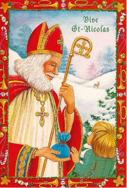 .. saint nicolas .. &quot&#x3B; st nicolas boite pringles &quot&#x3B;