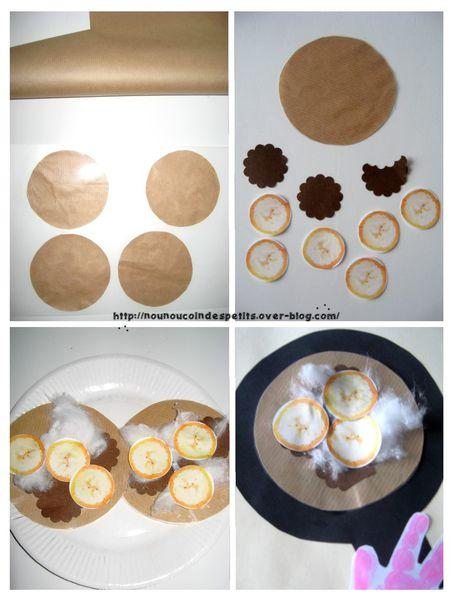 .. Chandeleur .. &quot&#x3B; crêpes chocolat, chantilly et banane &quot&#x3B;